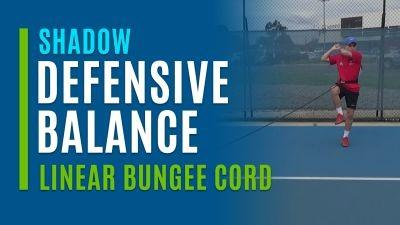 Defensive Balance (Shadow Linear Bungee Cord)