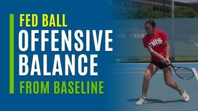 Offensive Balance (From Baseline)