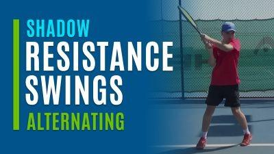 Resistance Swings (Shadow Alternating)