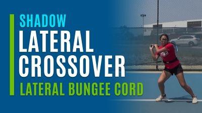Lateral Crossover (Shadow with Lateral Bungee Cord)