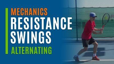 Resistance Swings (Alternating)