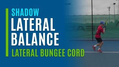 Lateral Balance (Shadow with Lateral Bungee Cord)