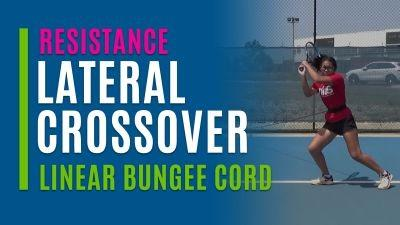 Lateral Crossover (Linear Bungee Cord)