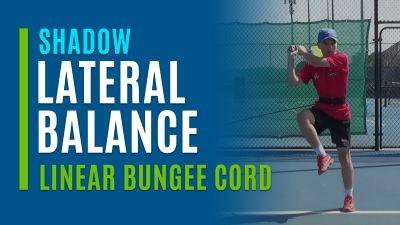 Lateral Balance (Shadow Linear Bungee Cord)