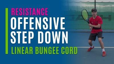 Offensive Step Down (Linear Bungee Cord)