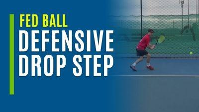 Defensive Drop Step