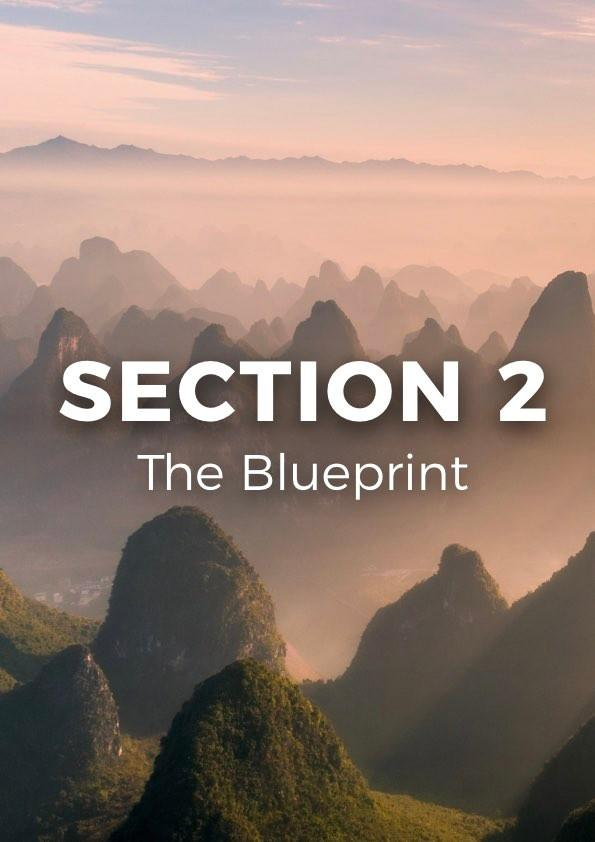 Section 2 - The Blueprint
