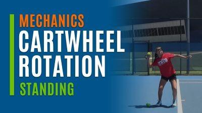 Cartwheel Rotation (Standing)