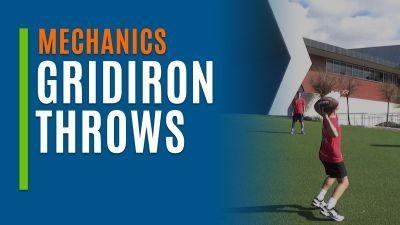 Gridiron Throws