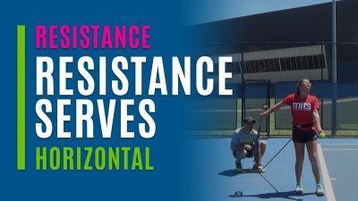 Resistance Serves (Horizontal)