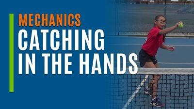 Catching in the Hands