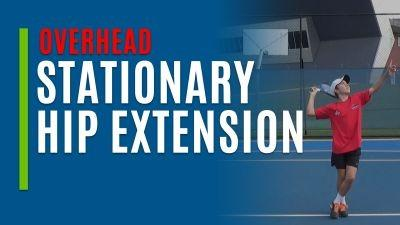 Stationary Hip Extension