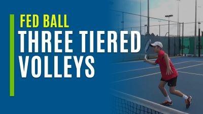Three Tiered Volleys
