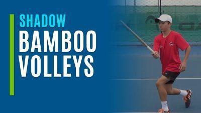 Bamboo Volleys (Shadowing)