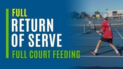Return of Serve (Full Court Feeding)