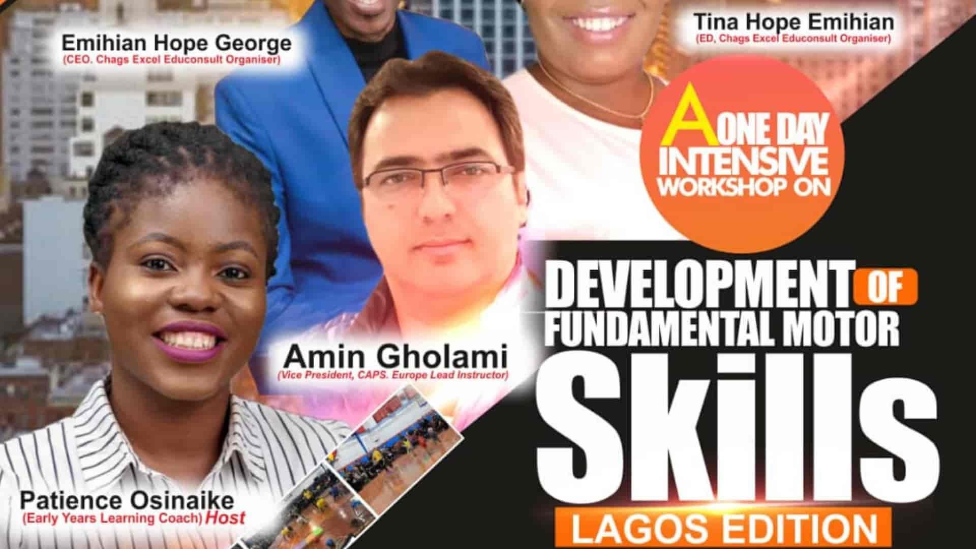 MotorSkillLearning Workshop Lagos