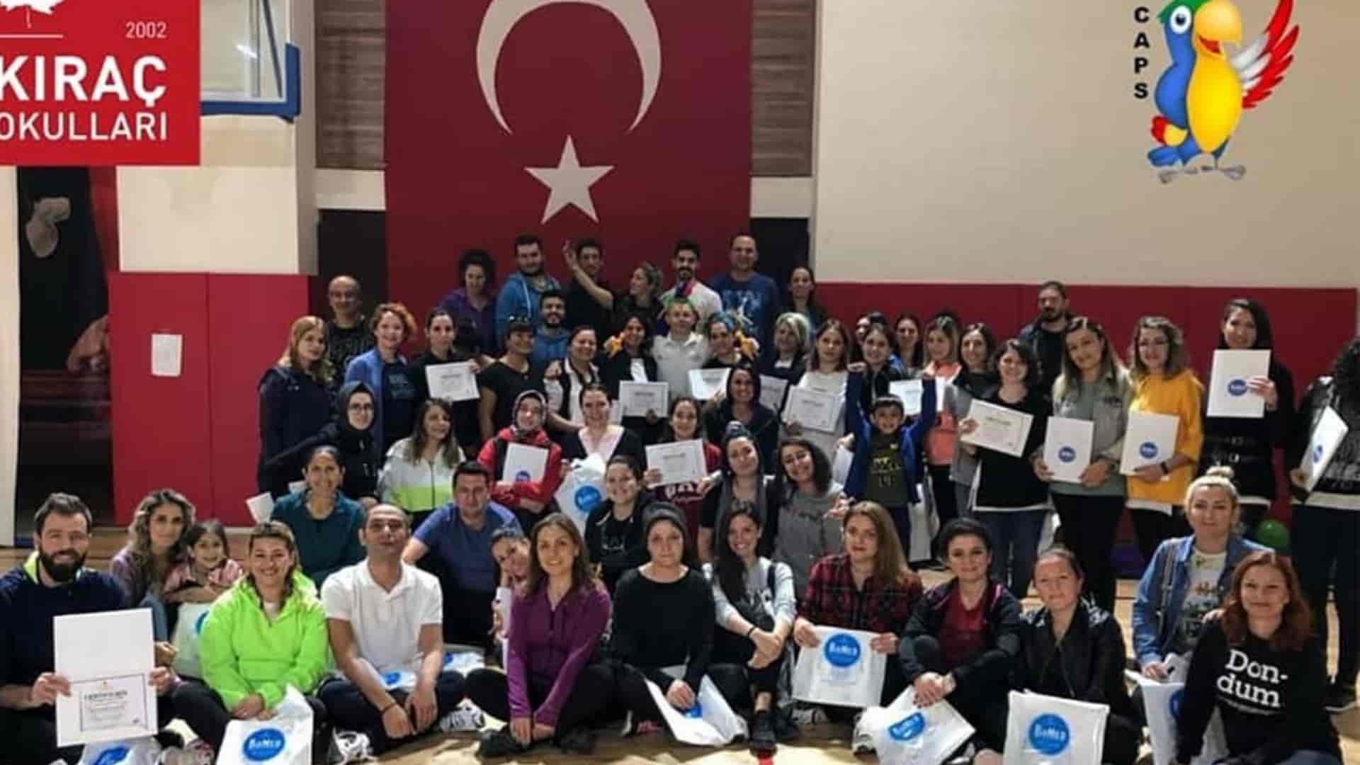 MotorSkillLearning Workshop Istanbul