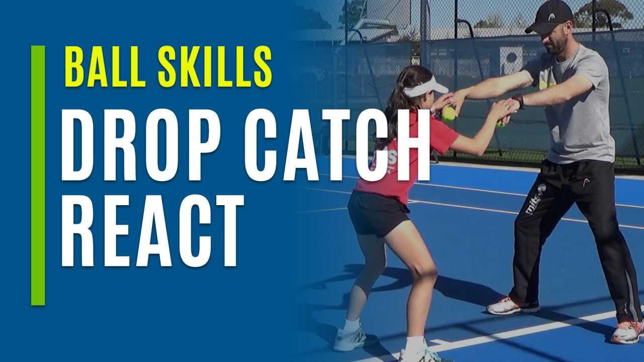 Drop Catch React