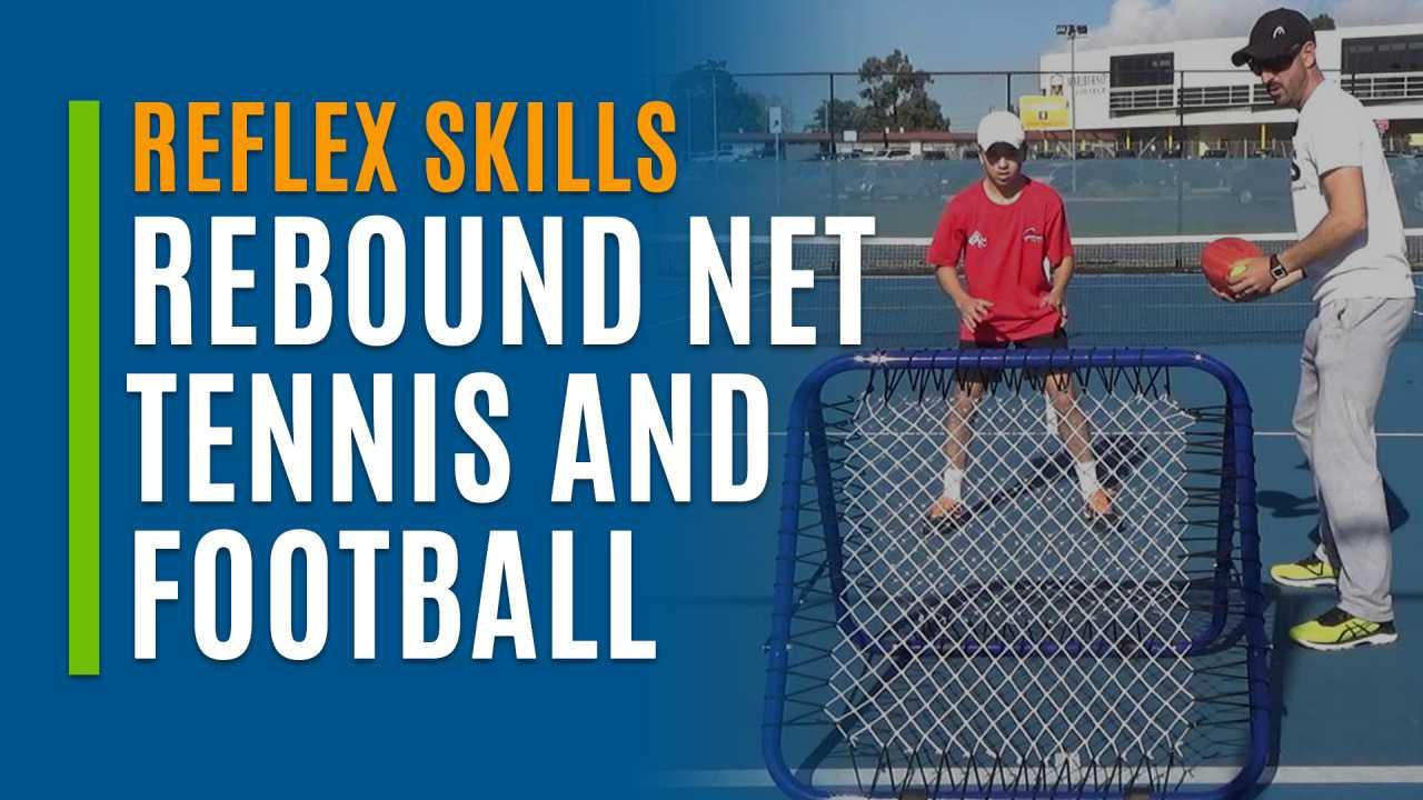 Rebound Net Tennis and Football