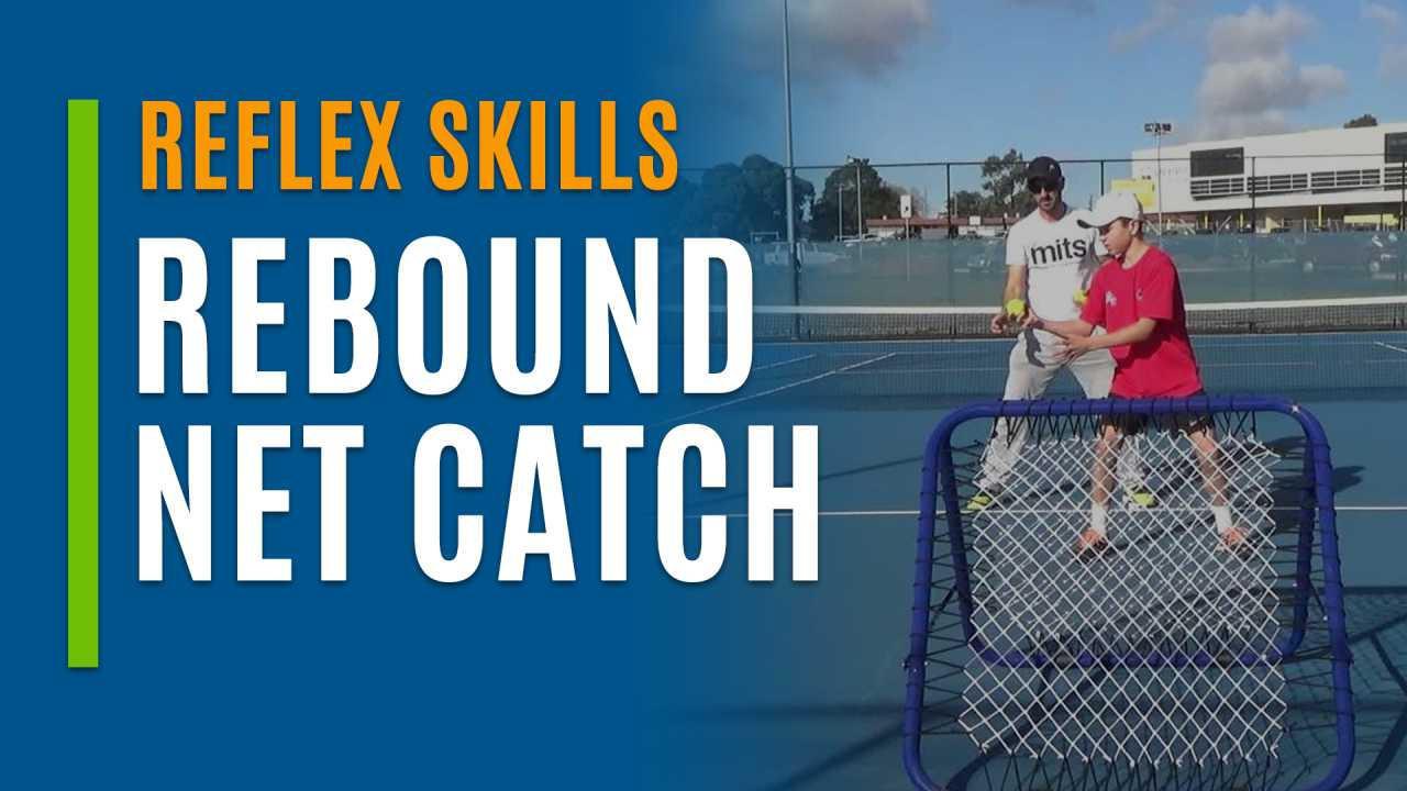 Rebound Net Catch