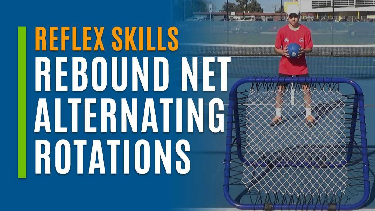 Rebound Net Alternating Rotations