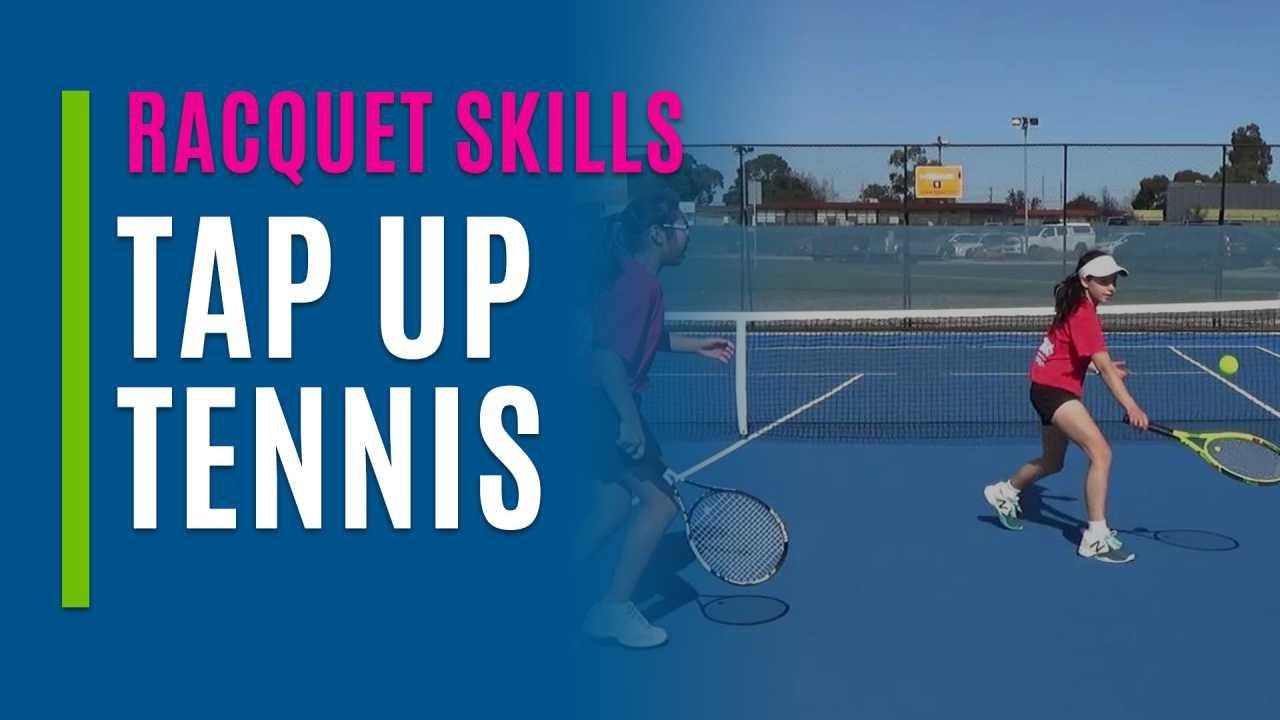 Tap Up Tennis