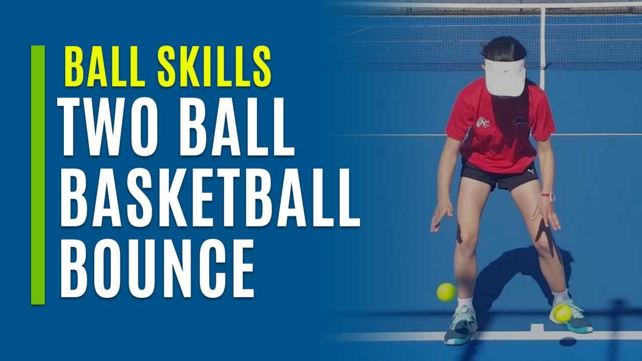 Two Ball Basketball Bounce