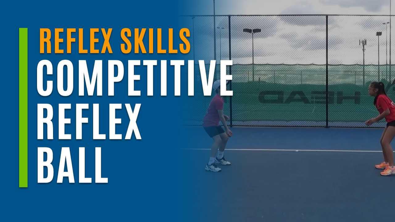 Competitive Reflex Ball