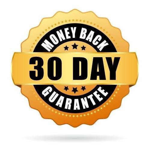 30 day money back guarantee image