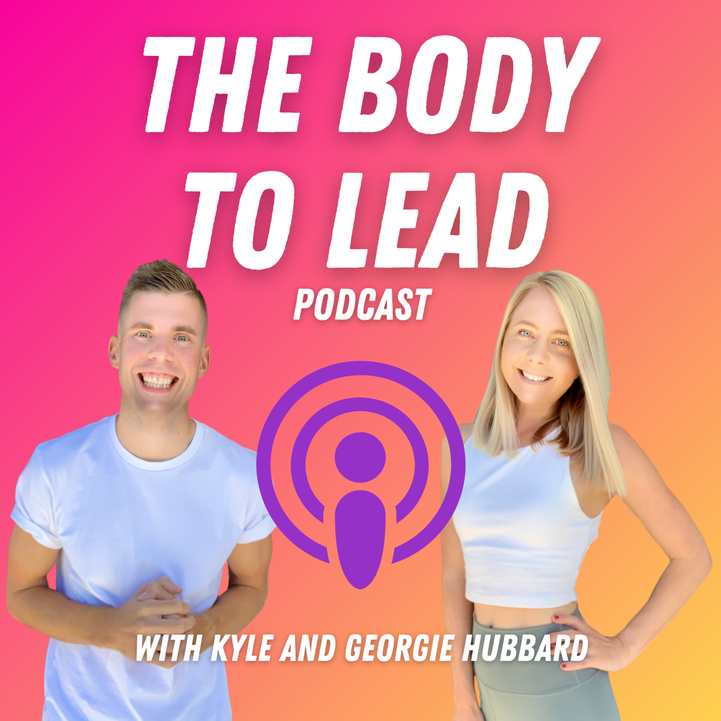The Body to Lead podcast Apple