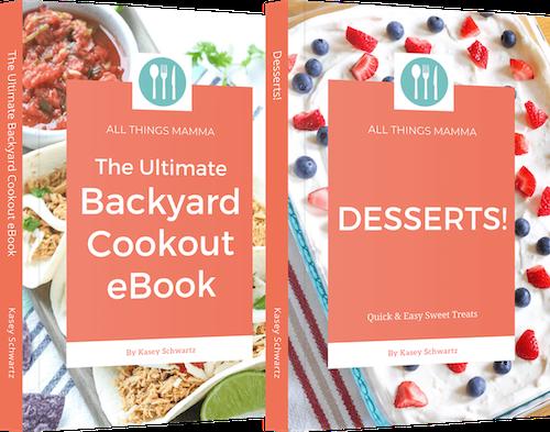 The Ultimate Desserts & Backyard Cookout eBook Bundle