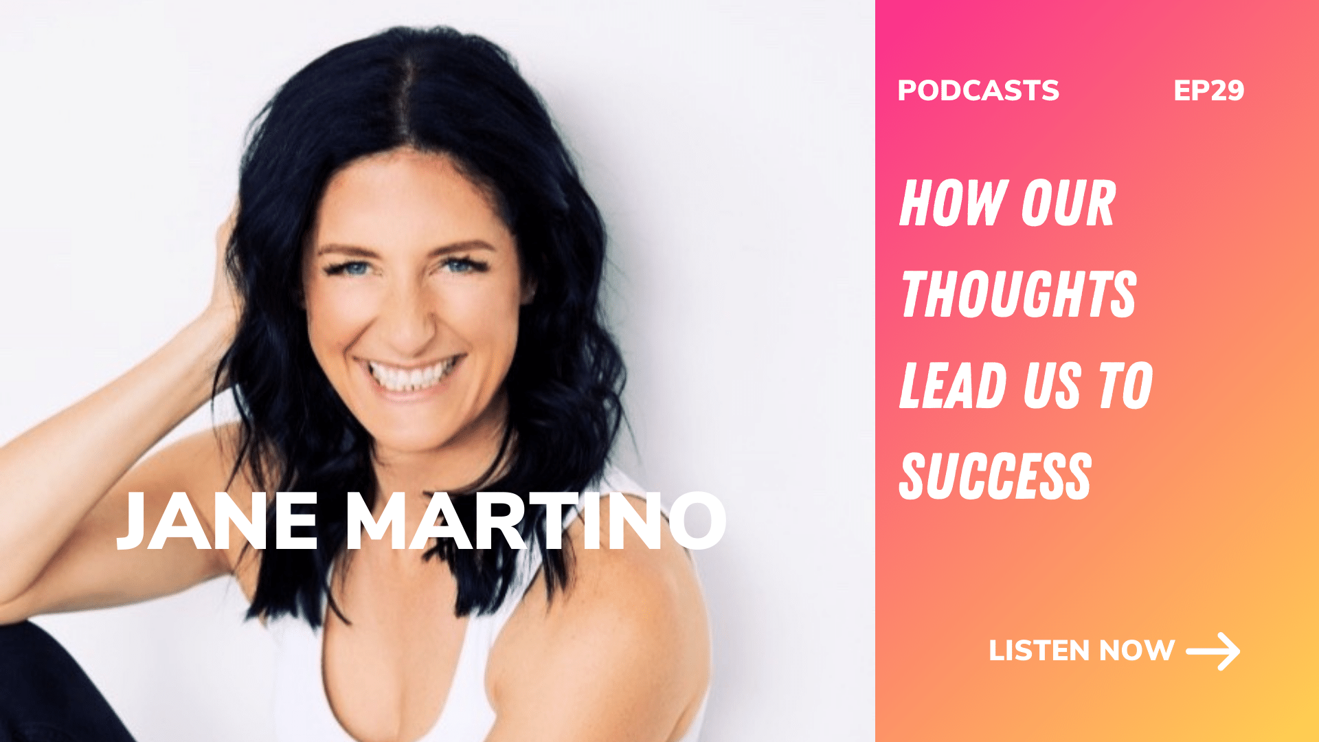 Jane Martino, smiling mind podcast interview