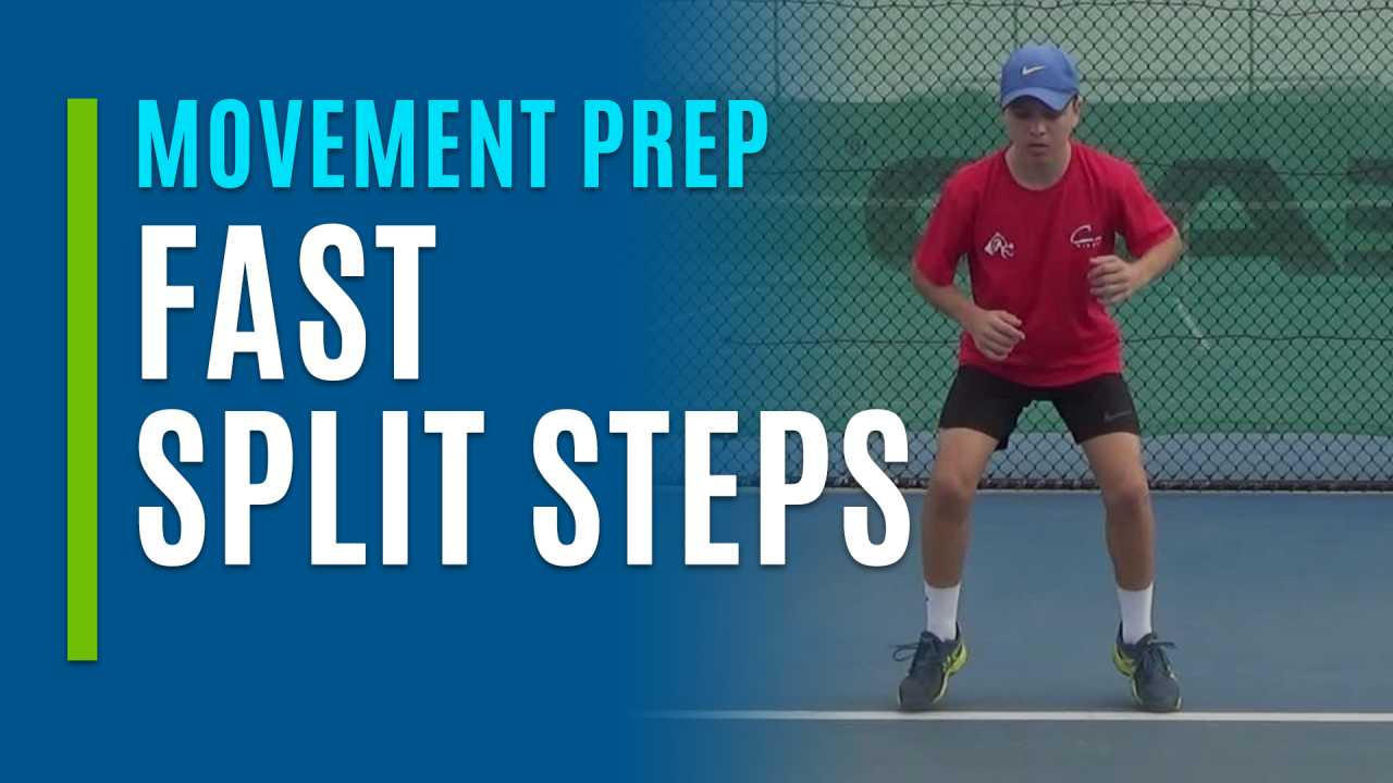Fast Split Steps