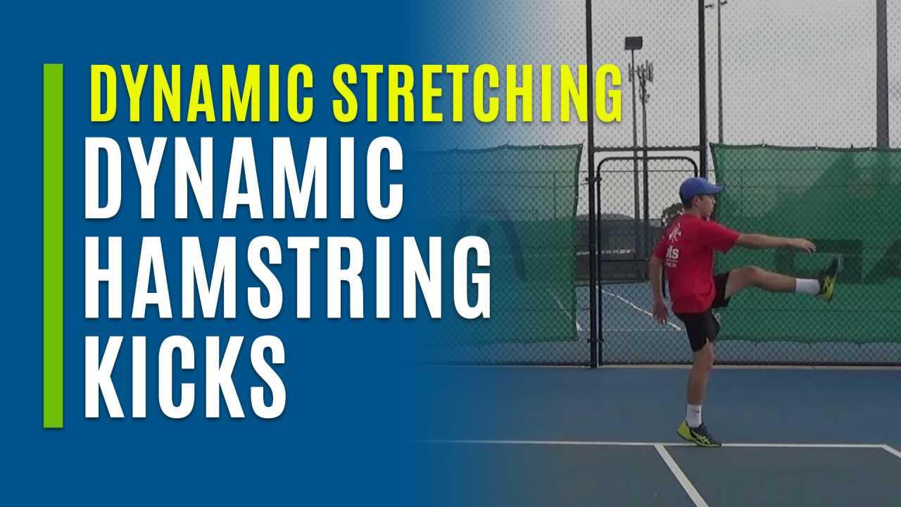 Dynamic Hamstring Kicks