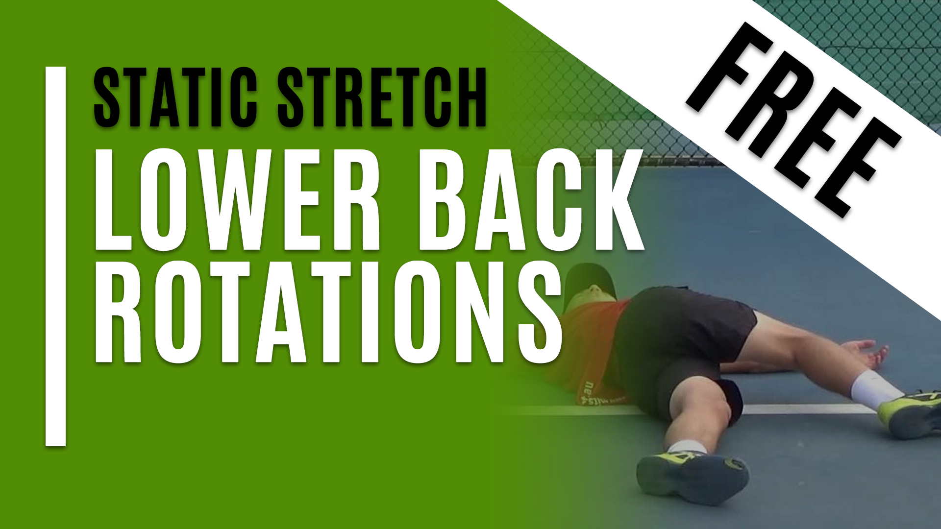 Lower Back Rotations