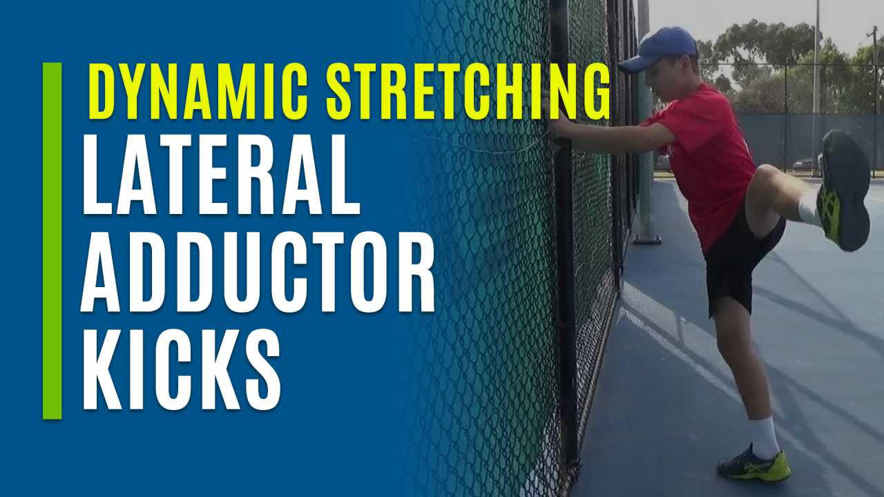 Lateral Adductor Kicks
