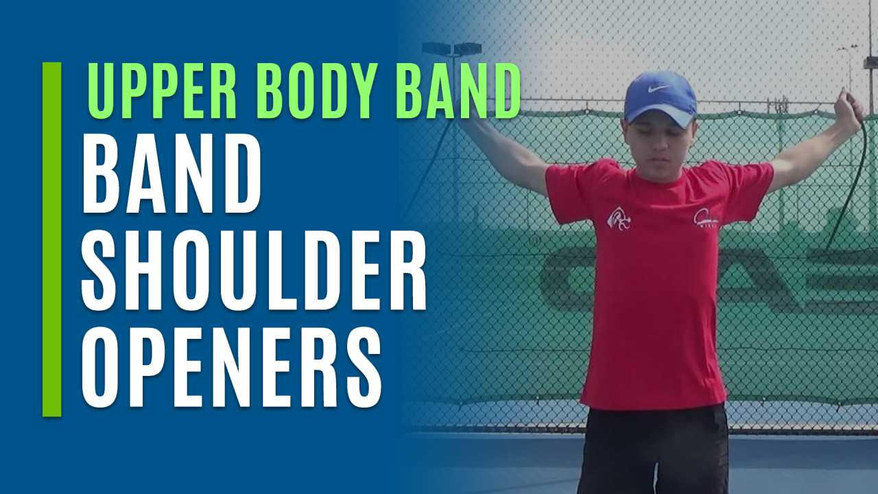 Band Shoulder Openers