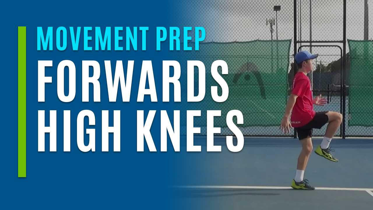 Forwards High Knees