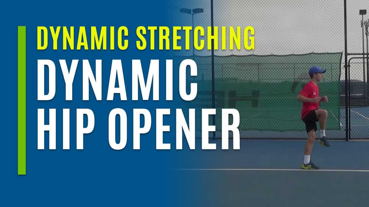 Dynamic Hip Opener