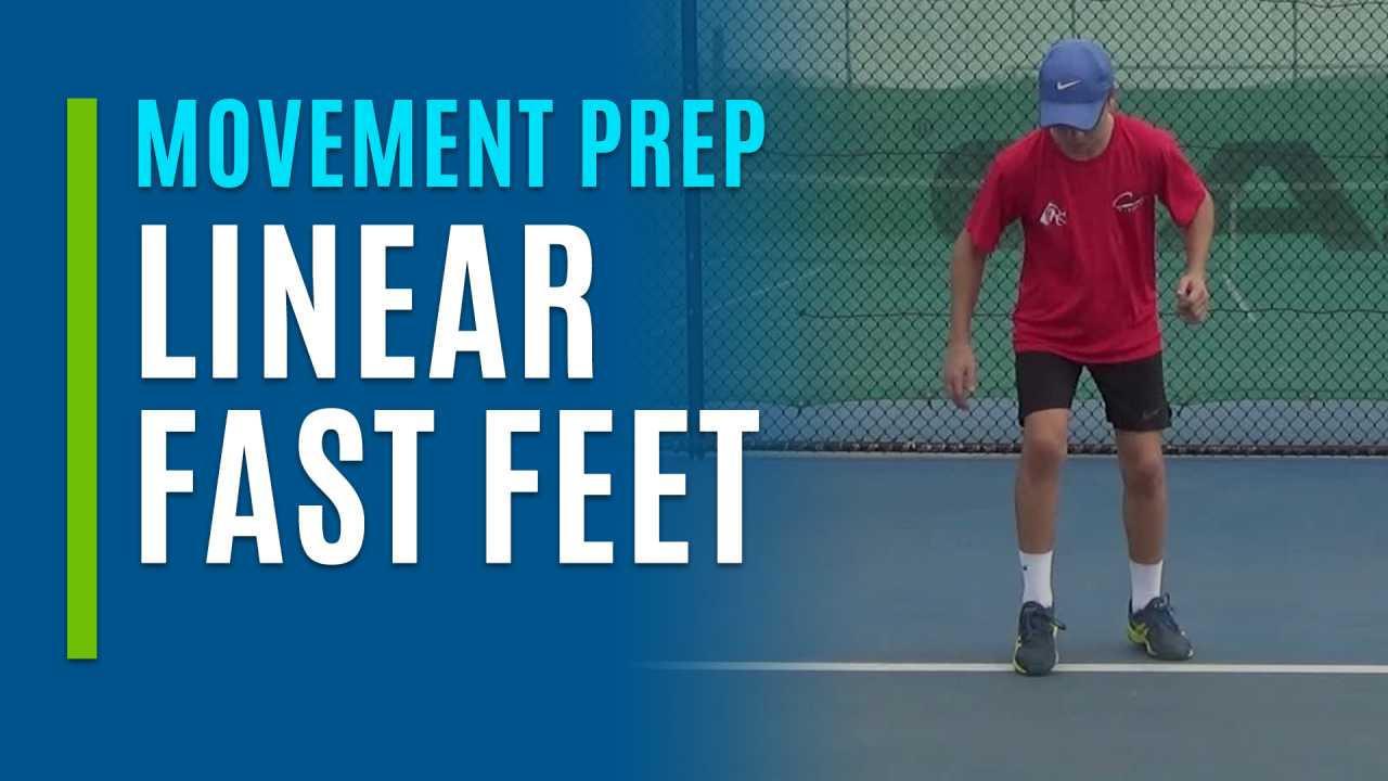 Linear Fast Feet