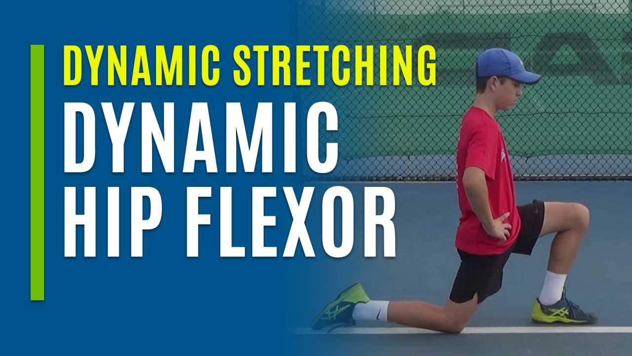 Dynamic Hip Flexor