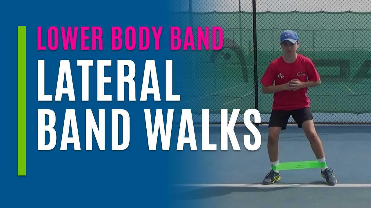 Lateral Band Walks