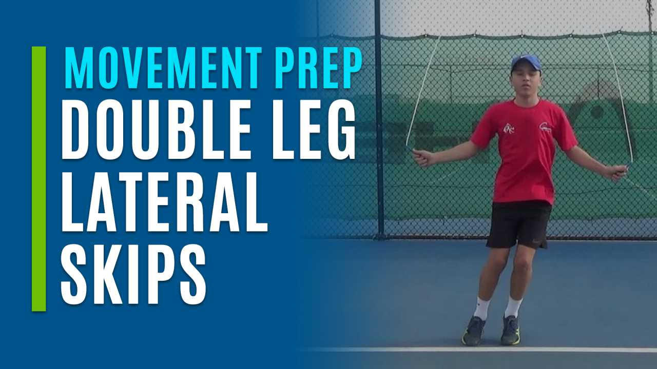 Double Leg Lateral Skips