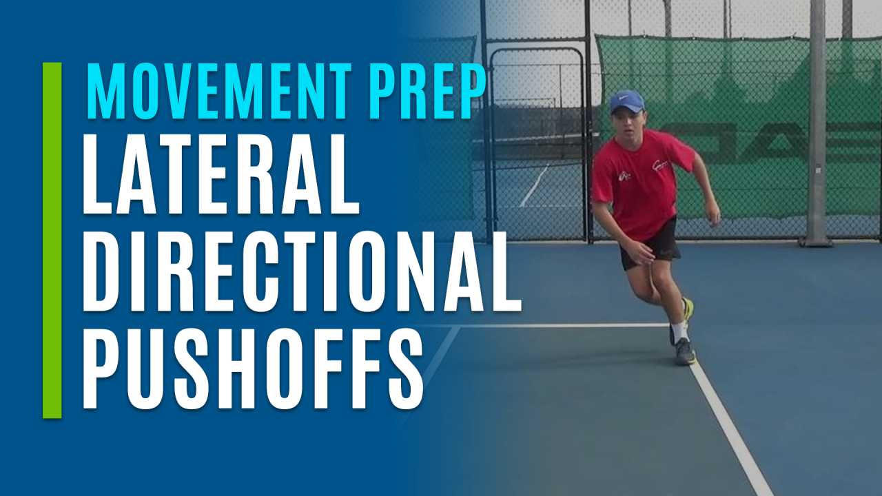 Lateral Directional Pushoffs