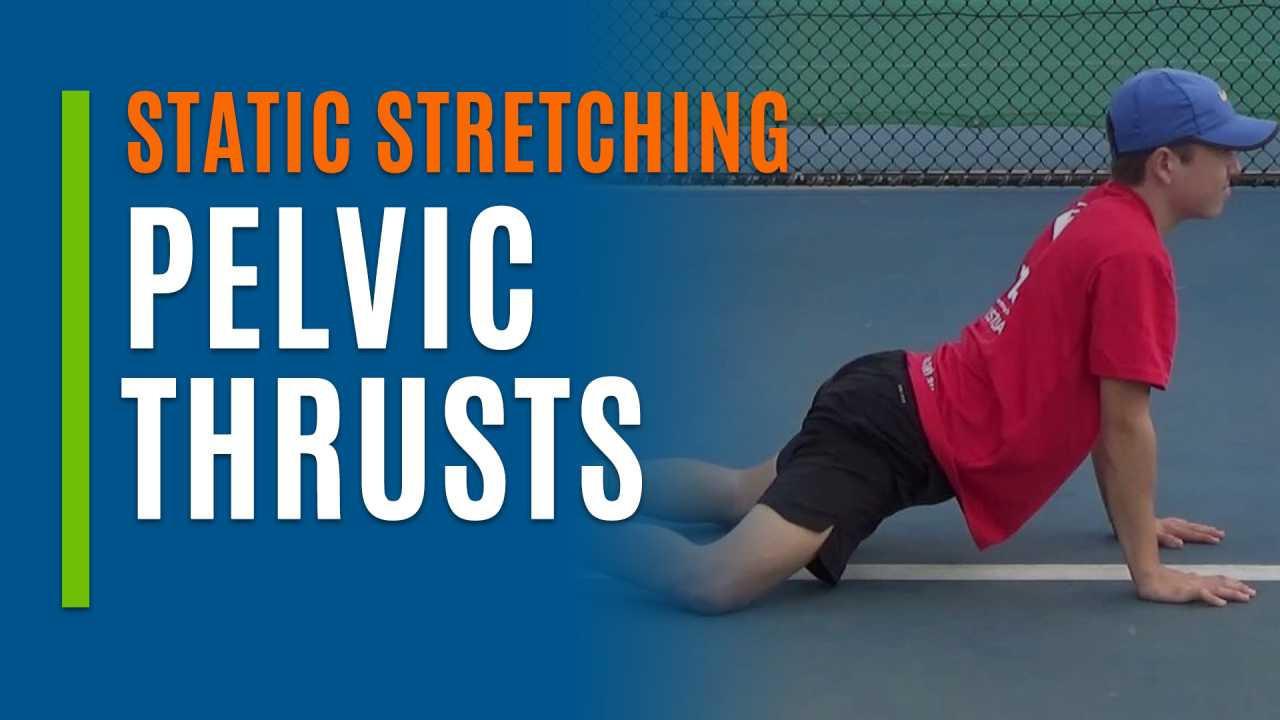Pelvic Thrusts