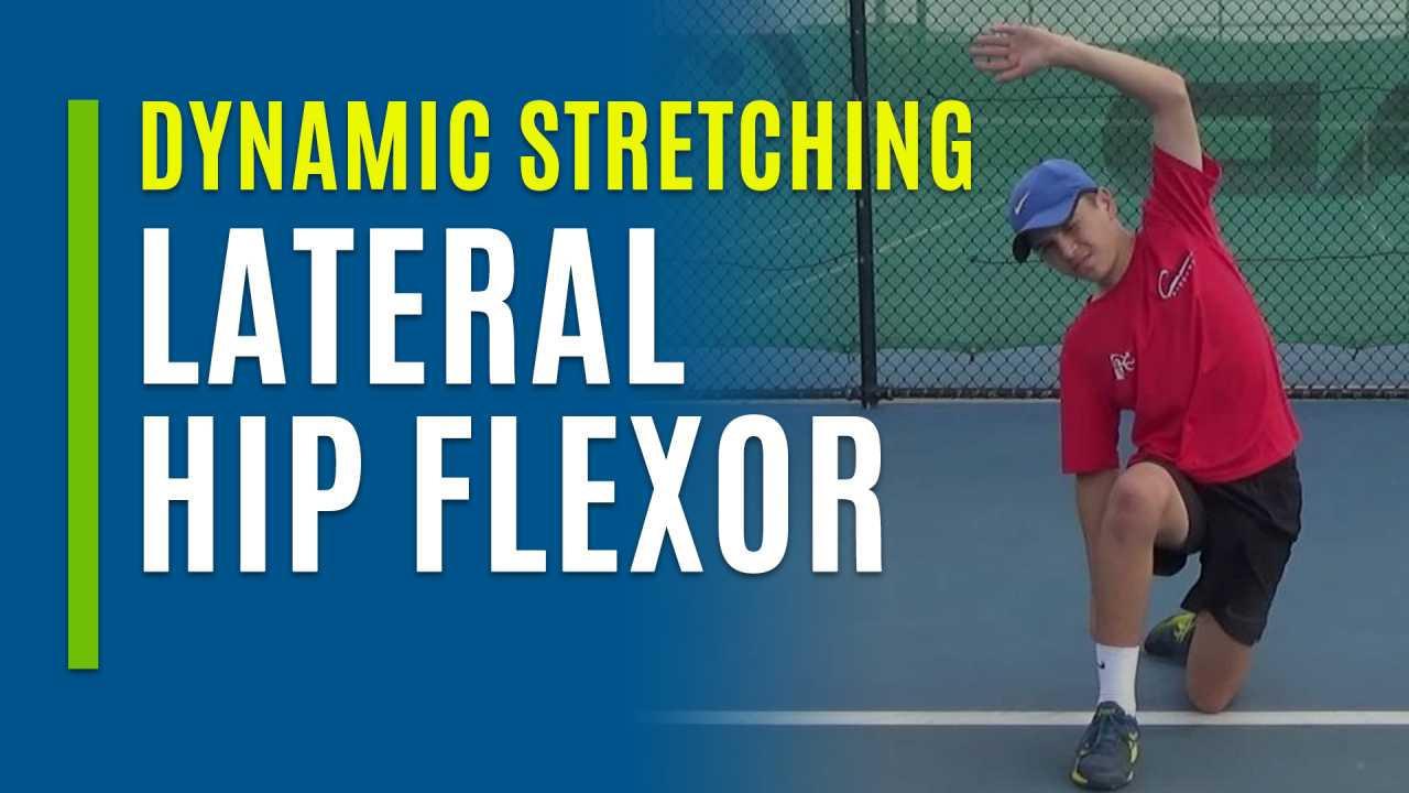 Lateral Hip Flexor