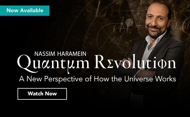 Quatum Revolution, Nassim Haramein Gaiai Series