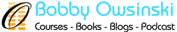 Bobby Owsinski Header Logo image
