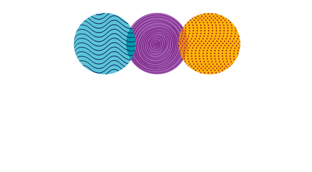 Laurie Hunt 3 Circles Logo