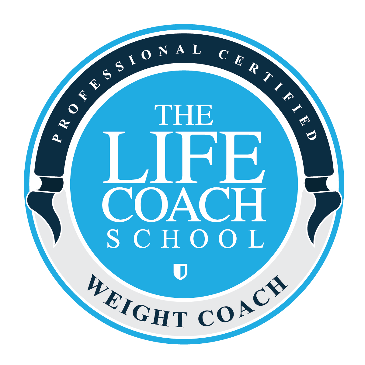 Professional Certified Weight Coach badge